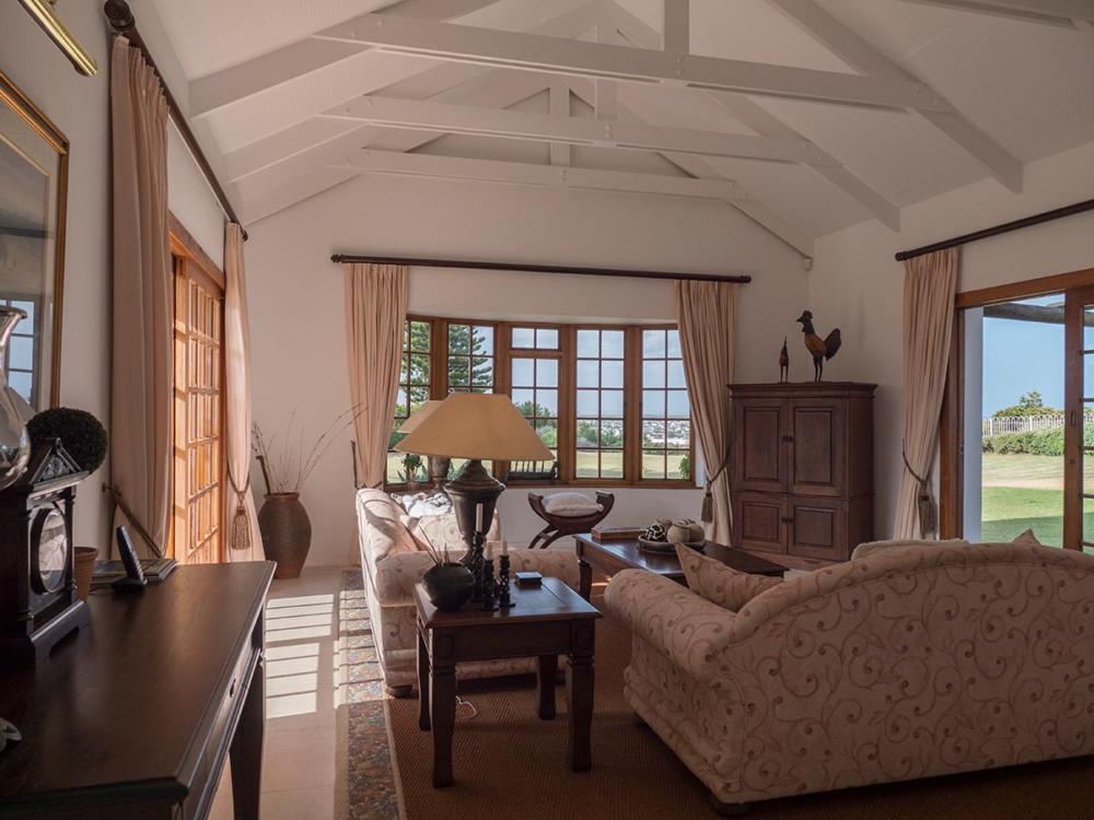 Ferienhaus Meeresrauschen Südafrika - Wohnzimmer