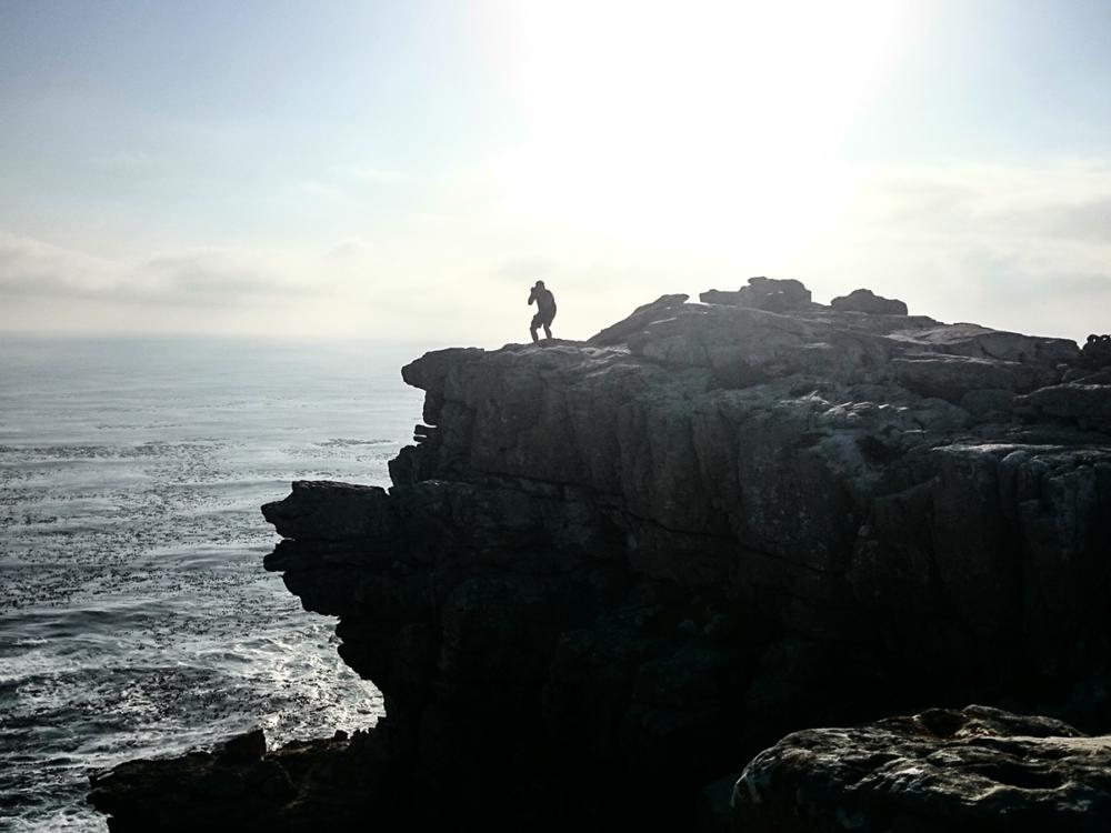 Fotografieren am Kap der guten Hoffnung