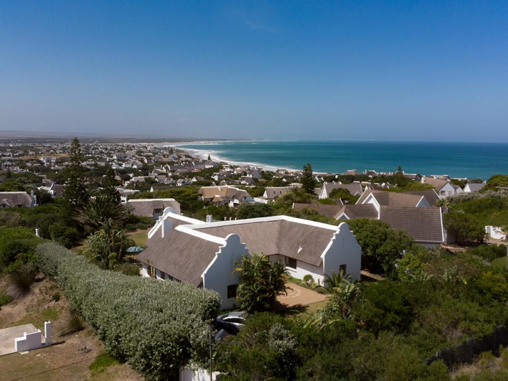Panorama Meerblick Südafrika